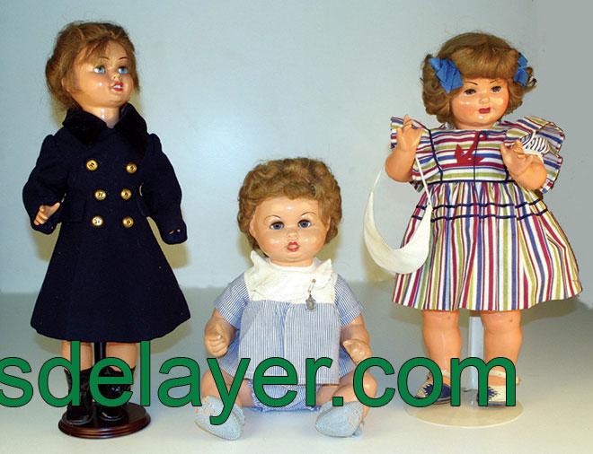 Muñecas   Mariquita y Amigas