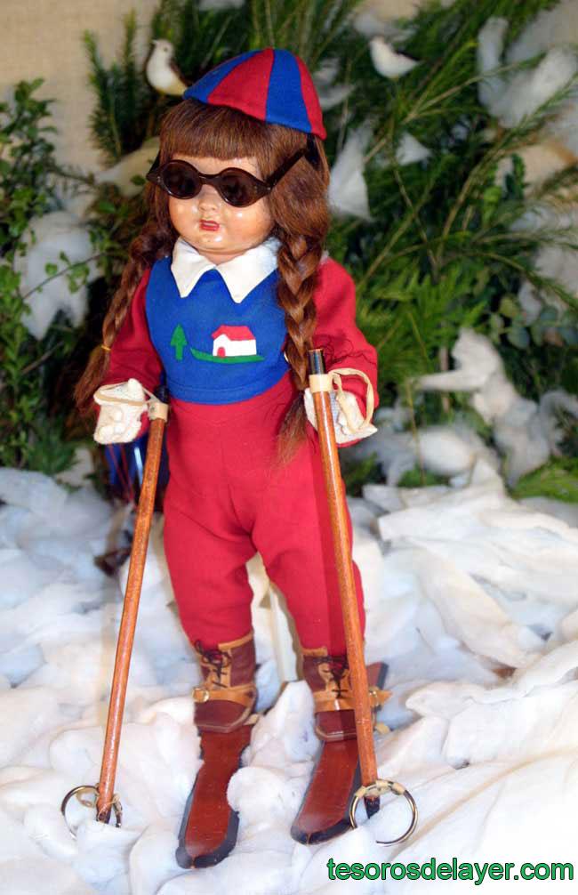 gisela-esquiadora